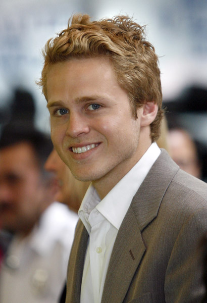 Television personality Spencer Pratt visits Kitson on Robertson Blvd on April 19, 2008 in West Hollywood, California.